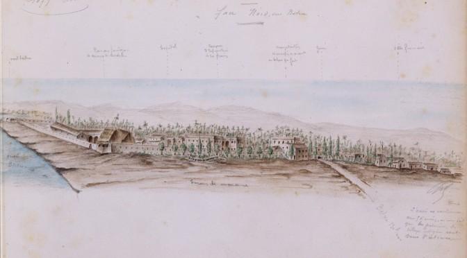 Les ressources cartographiques sur l'Algérie au département des Cartes et plans de la Bibliothèque nationale de France