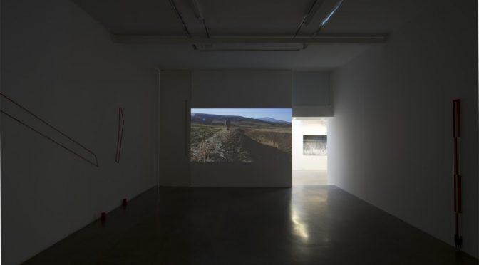 Zineb Sedira, « L'écriture des lignes », Galerie Kamel Mennour, 3 septembre – 8 octobre 2016