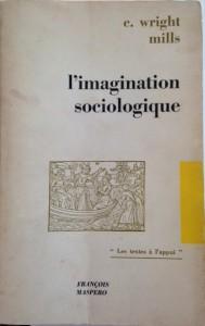 Couverture de l'Imagination sociologique (1967)