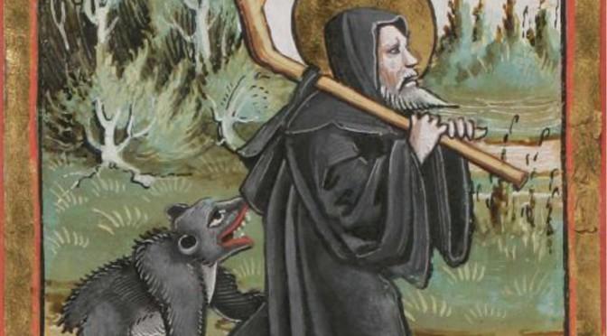 Die Peregrinatio des Columban von Luxeuil. Selbstaufgabe im frühmittelalterlichen irischen Christentum