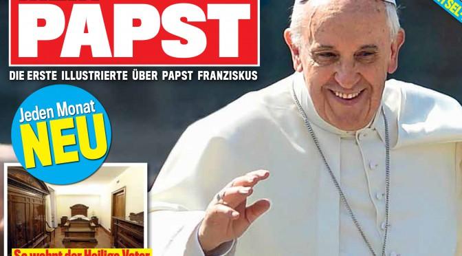 Der medialisierte Papst