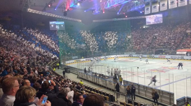 Medialisierung im Eishockey