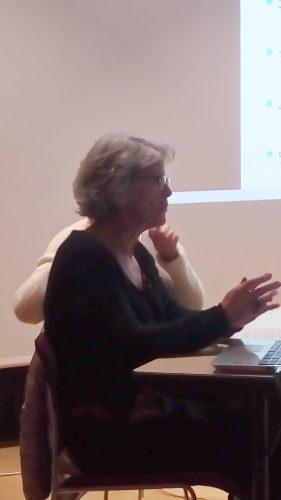 La professeure Nathalie Ludec