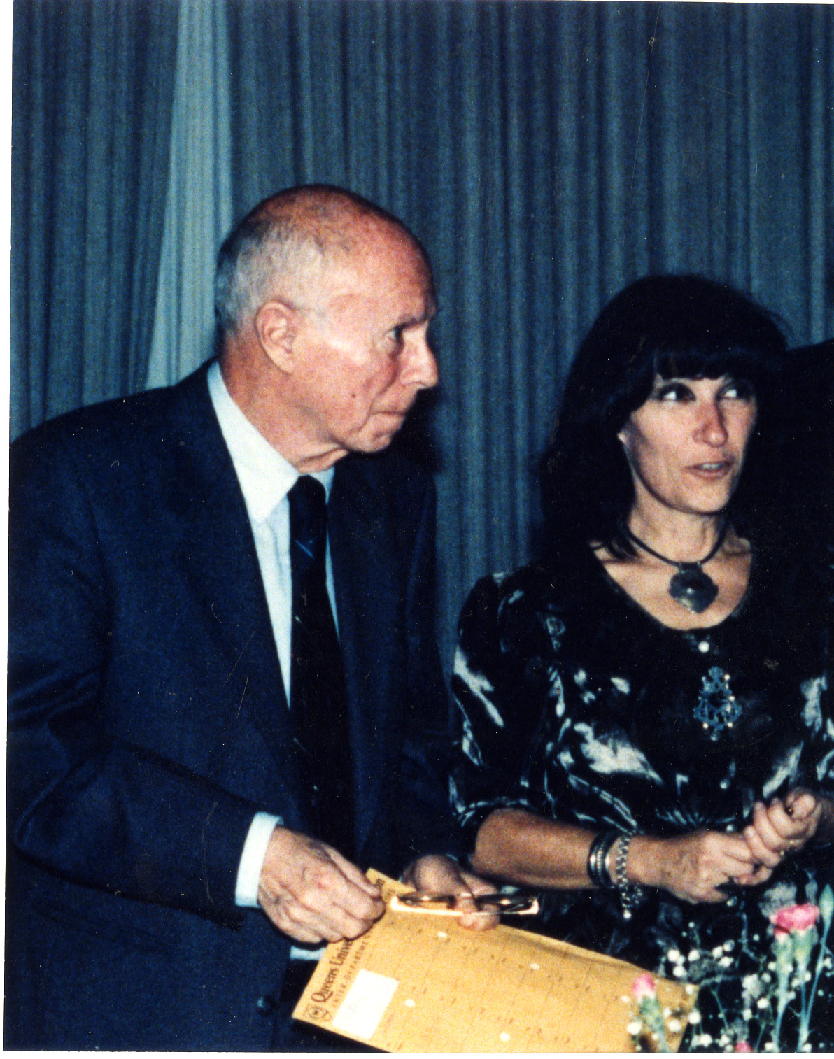 Claude Simon, Queen's University, doctorat Honoris causa, Novembre 1993