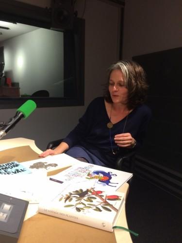 Natacha de la Simone © Radio France