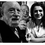 Michel Butor & Adèle Godefroy
