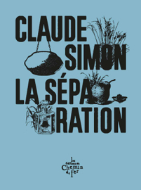 La Séparation - Claude Simon