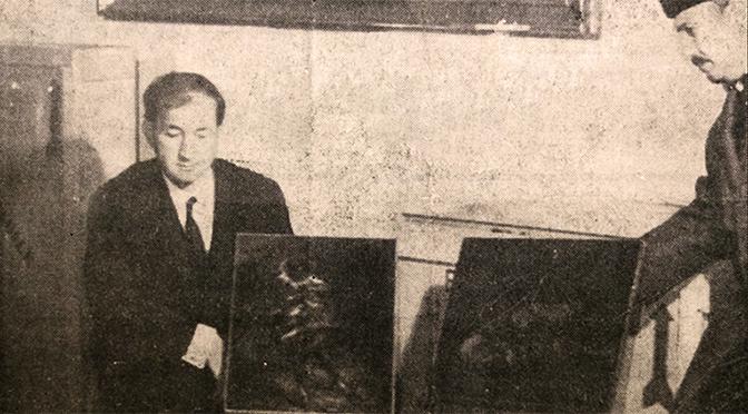 L'art de la décolonisation : la bataille pour la restitution des œuvres d'art du Musée des Beaux-Arts d'Alger, 1962-1970