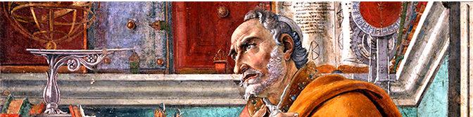 Dialogue et conversion.  Augustin face aux vertus de la Rome païenne  et aux richesses de la culture classique.  Petite introduction à la Cité de Dieu