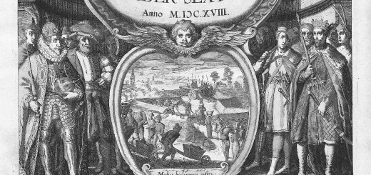 Frontispice d'atlas