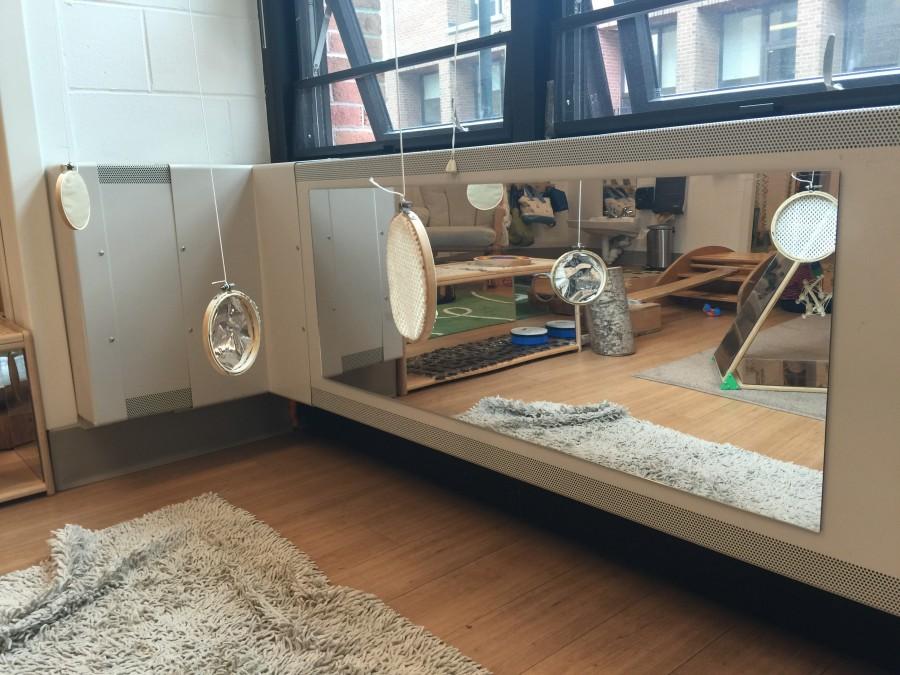Kinder fr hkindliche bildung for Raumgestaltung nach reggio