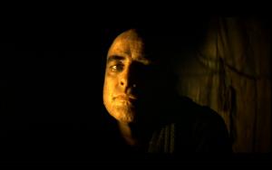 La première apparition de Kurtz à l'écran.