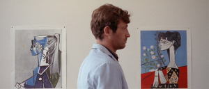 Pierrot le Fou- Picasso