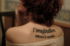 3. L'imagination entoure le monde