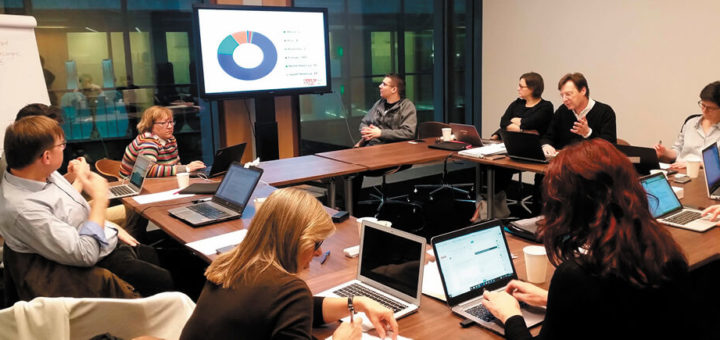OPERAS Core Group meeting in Amsterdam, January 2018