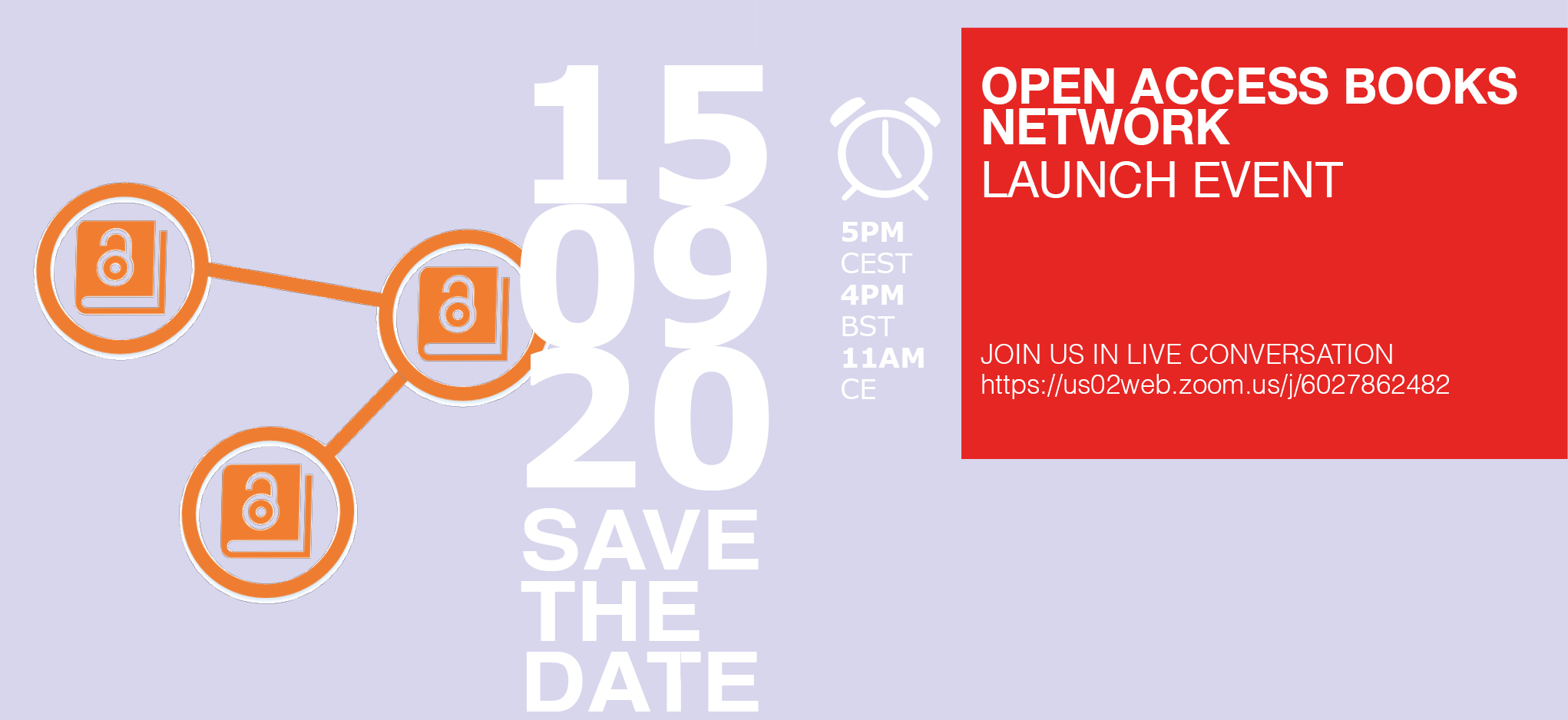 Launch Open Access Books Network