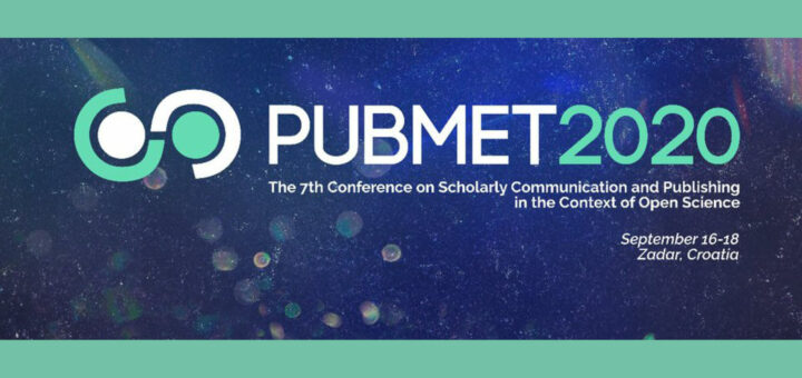 Invitation PUBMET2020