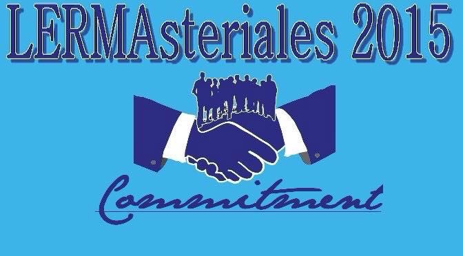LERMAsteriales 2015: A Commitment to Research