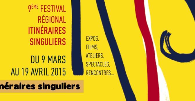 Festival Itinéraires Singuliers – Radio Dijon Campus – 18 avril 2015