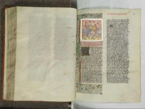 Manuscrit 5 de Châteauroux