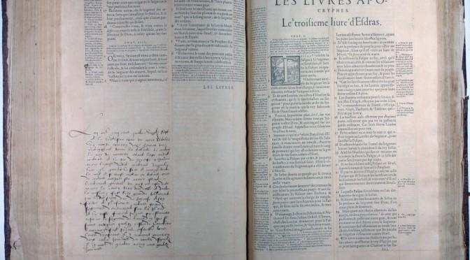 La bataille de Coutras vue par un protestant de Montauban