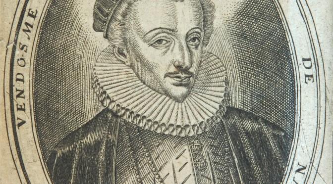 Un mandement d'Henri de Navarre (1584)