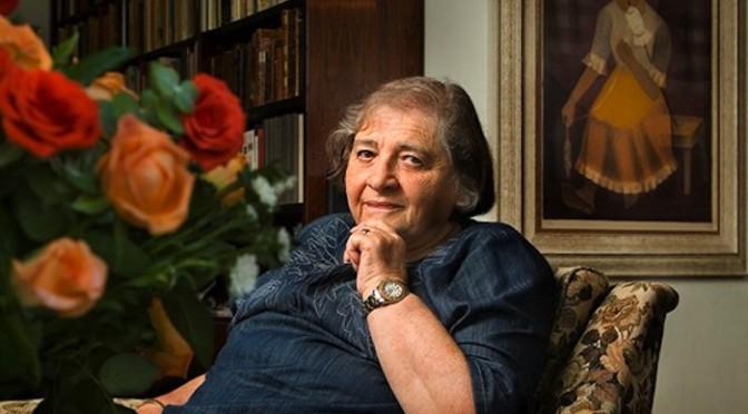 Hommage à Myriam Yardeni