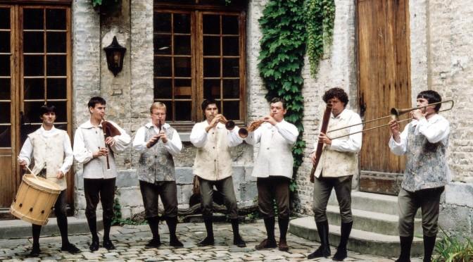 """Congrès des hautbois – concert """"Les hautbois d'Henri IV"""" à Pau 24 octobre 2015"""