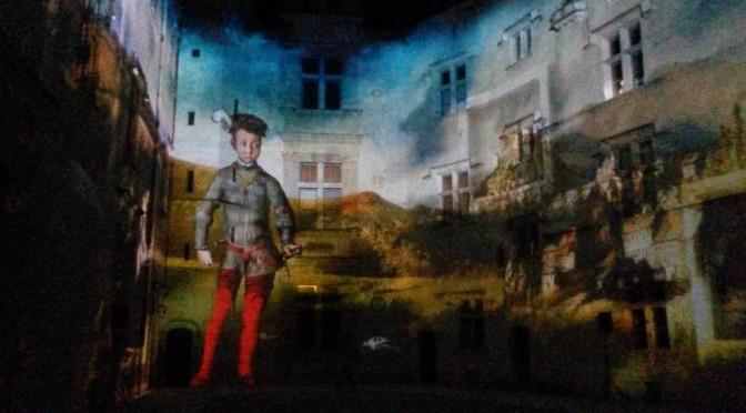 Spectacle son et lumière – Henri IV : un roi est né