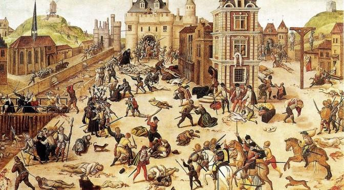 Paris, 8 juin 2016 – Servir le roi en temps de guerres de Religion