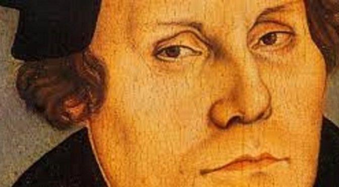 Le Mans et Paris – 17-18 mars 2017 – Luther en France : politique, littérature et controverses au XVIe siècle