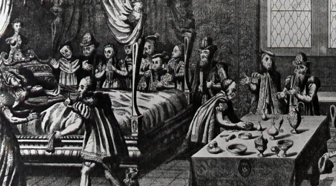 19-20 oct. 2017, Paris : Santé et médecine à la cour de France (Moyen Âge-XIXe siècle)