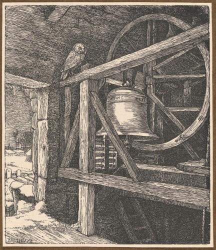Tod des alten Jahres ca. 1857