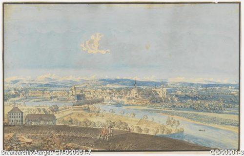 GS/00001-3, Aarau, 1812, Artist: