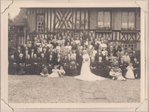 mariage Elisabeth Gaudron-Dezellus pour article