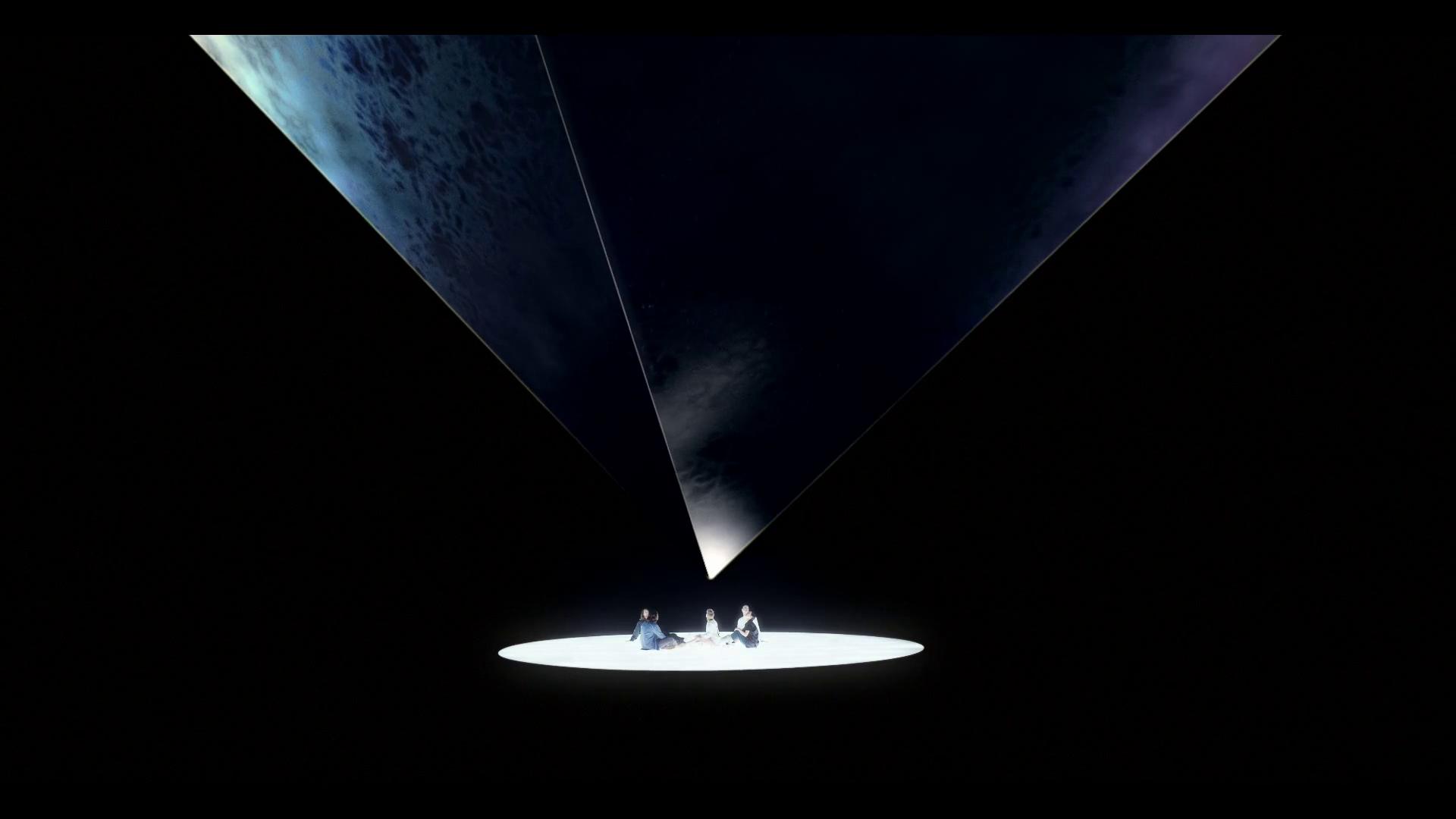 Monument, Röyksopp & Robyn, vidéoclip, 2015.