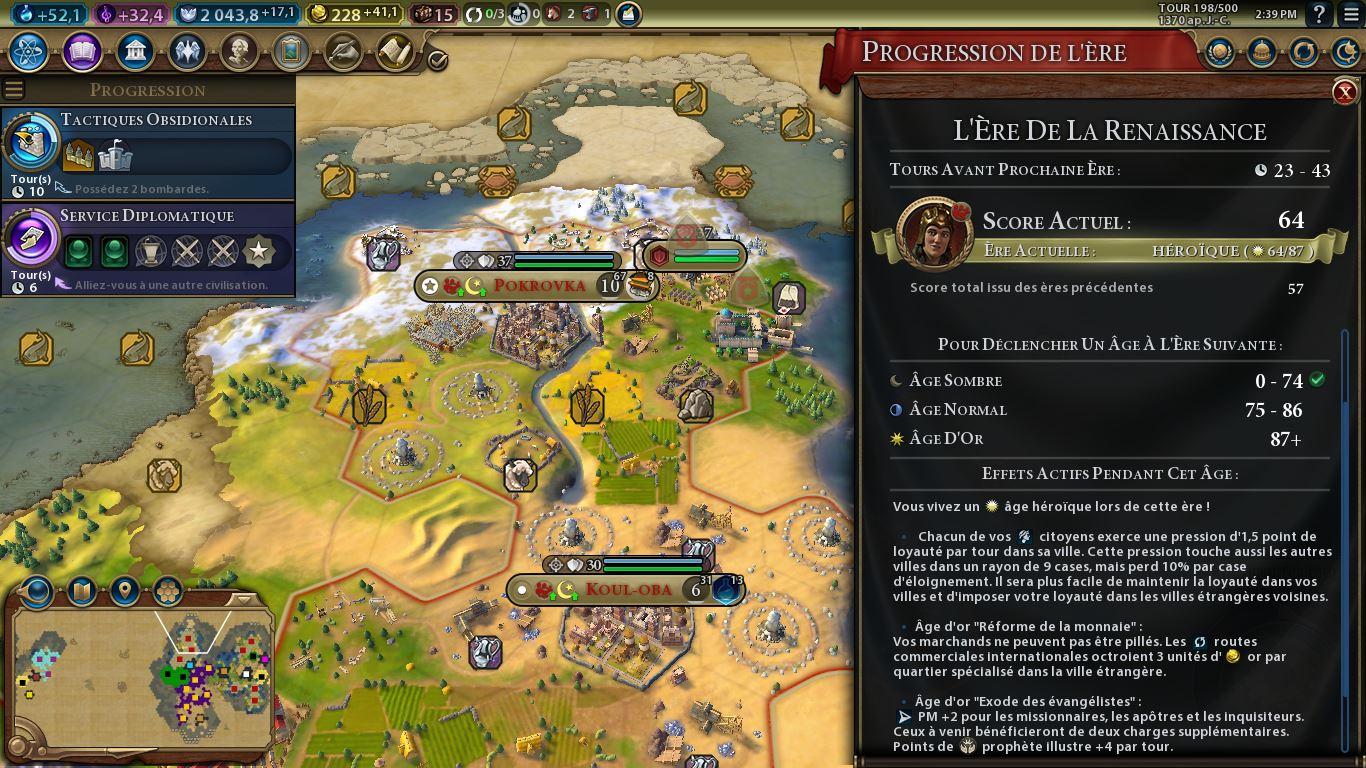Civilisation Vi Does This New Opus Assume Its Clichés