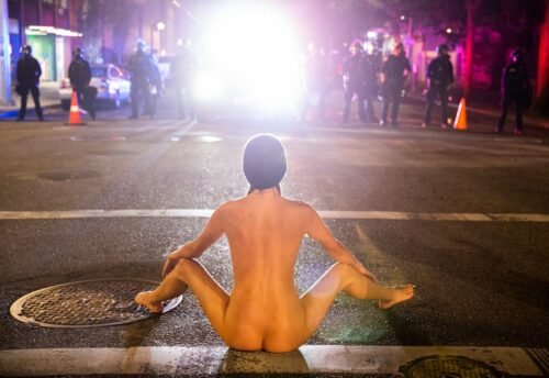 Naked Athena - Dave Killen