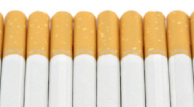 Cigarette and life expectancy