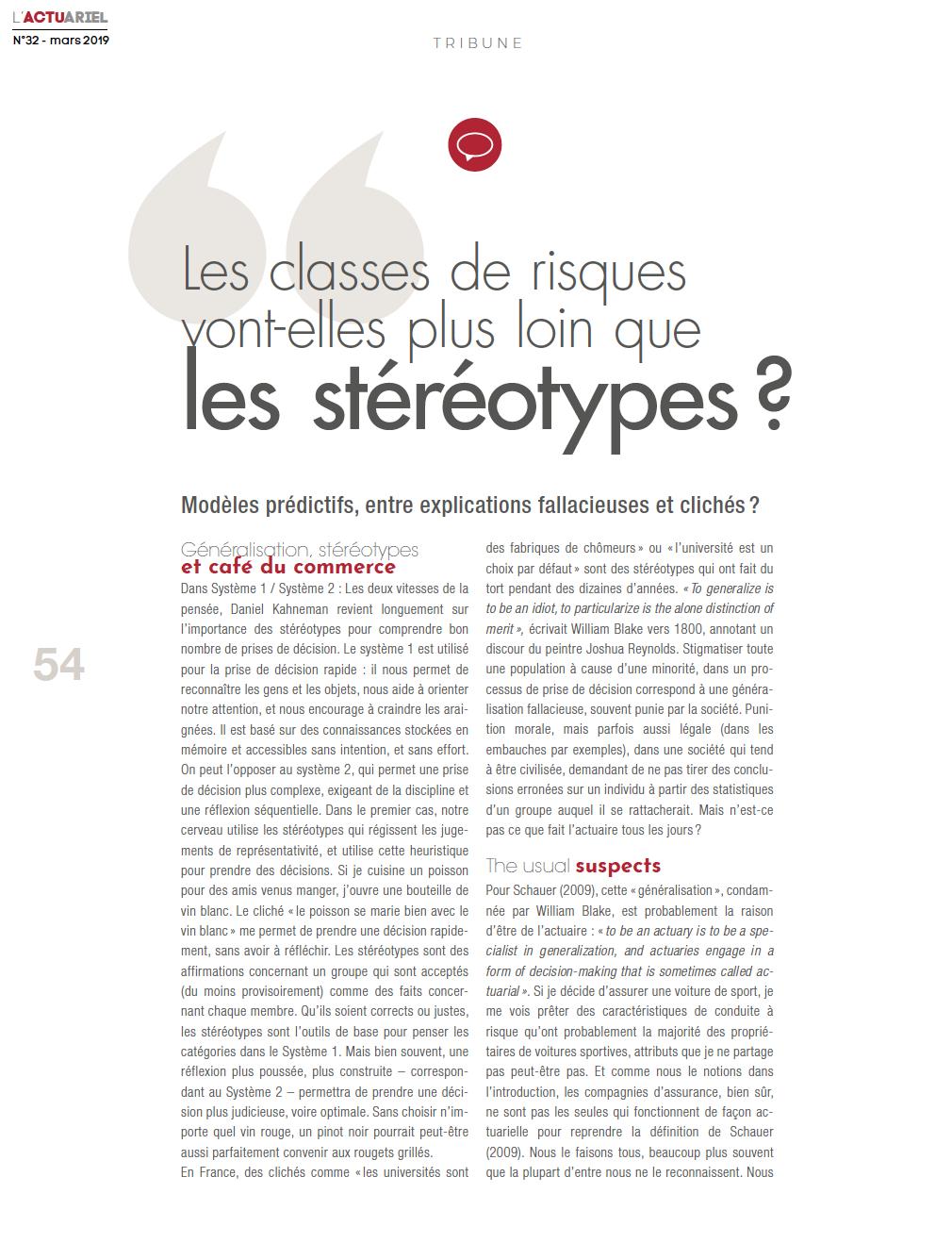 cb636f96f73 Les classes de risques vont-elles plus loin que les stéréotypes