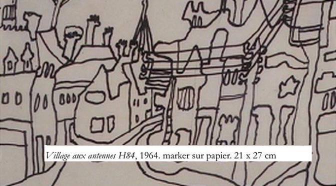 Épistémologie du dessin, 11 mars 2016