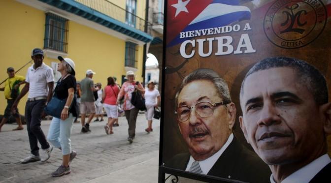 «Cuba : d'un anniversaire oublié à la visite de Barack Obama», par Frédérique Langue