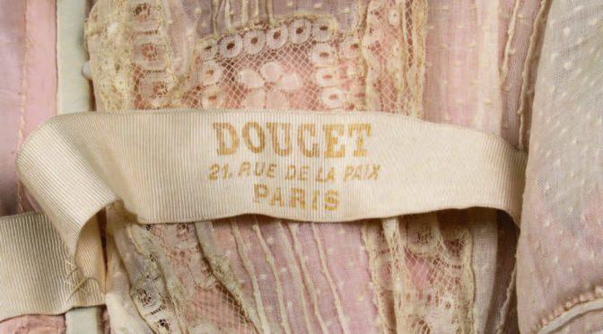 Appel à contribution pour le colloque « Nouveau regards sur la haute couture parisienne, de 1850 à nos jours »