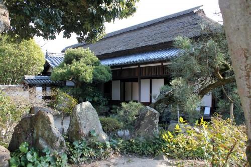 Maison d'un membre de la famille Kinoshita