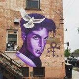Prince, Mural