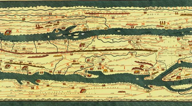 Itinera Africana. Espaces, pouvoirs et communication à la lumière de l'épigraphie routière d'Afrique (Ier-IVe siècles)