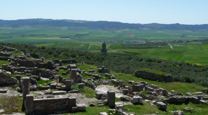 Mausolea and Funerary Landscapes of North Africa