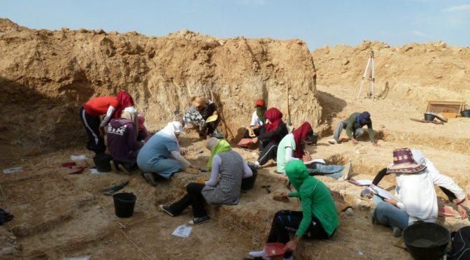 M. Sahnouni (CNRPAH Alger), Algérie, nouveau berceau de l'humanité : récentes découvertes préhistoriques d'Aïn Boucherit