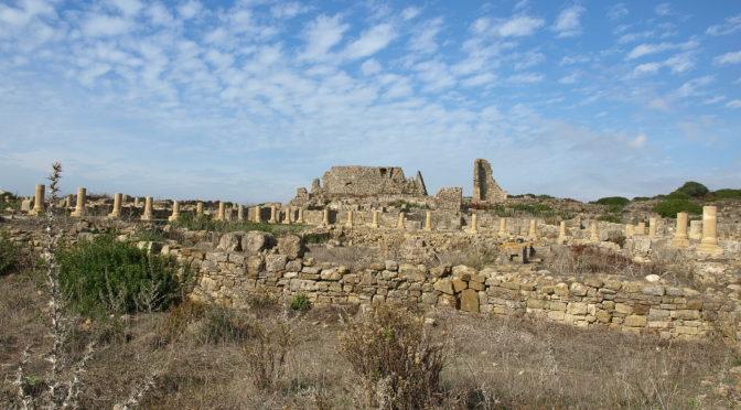 A. Akerraz (INSAP), Prospection archéologique de la région de Lixus : méthodes et résultats