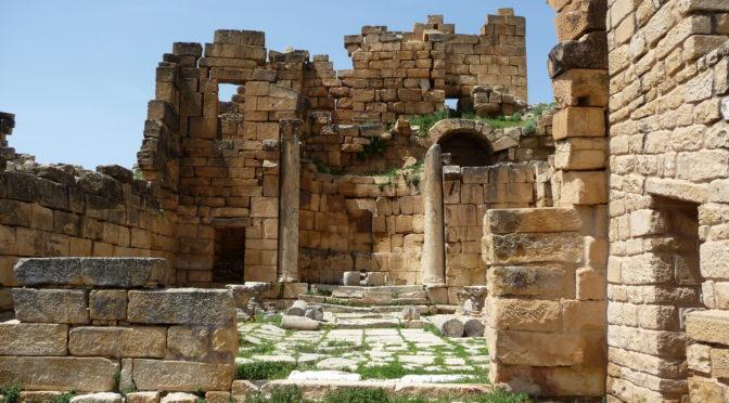 Edifices chrétiens et leur contexte durant l'Antiquité tardive en Tunisie